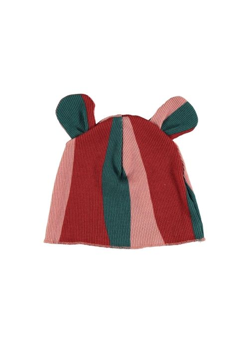 Baby CAP Unisex-98% Cotton 2% Elastan- Knitted