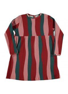 Kid DRESS Girl -98% Cotton 2% Elastan- Knitted