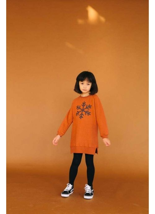 Kid DRESS Unisex-75 % CO 25 % PES- knitted