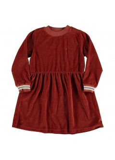 Kit DRESS Girl-84% Cotton 16% Poliester- knitted