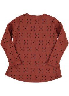 Kid T-SHIRT Girl -98% Cotton 2% Elastan- knitted
