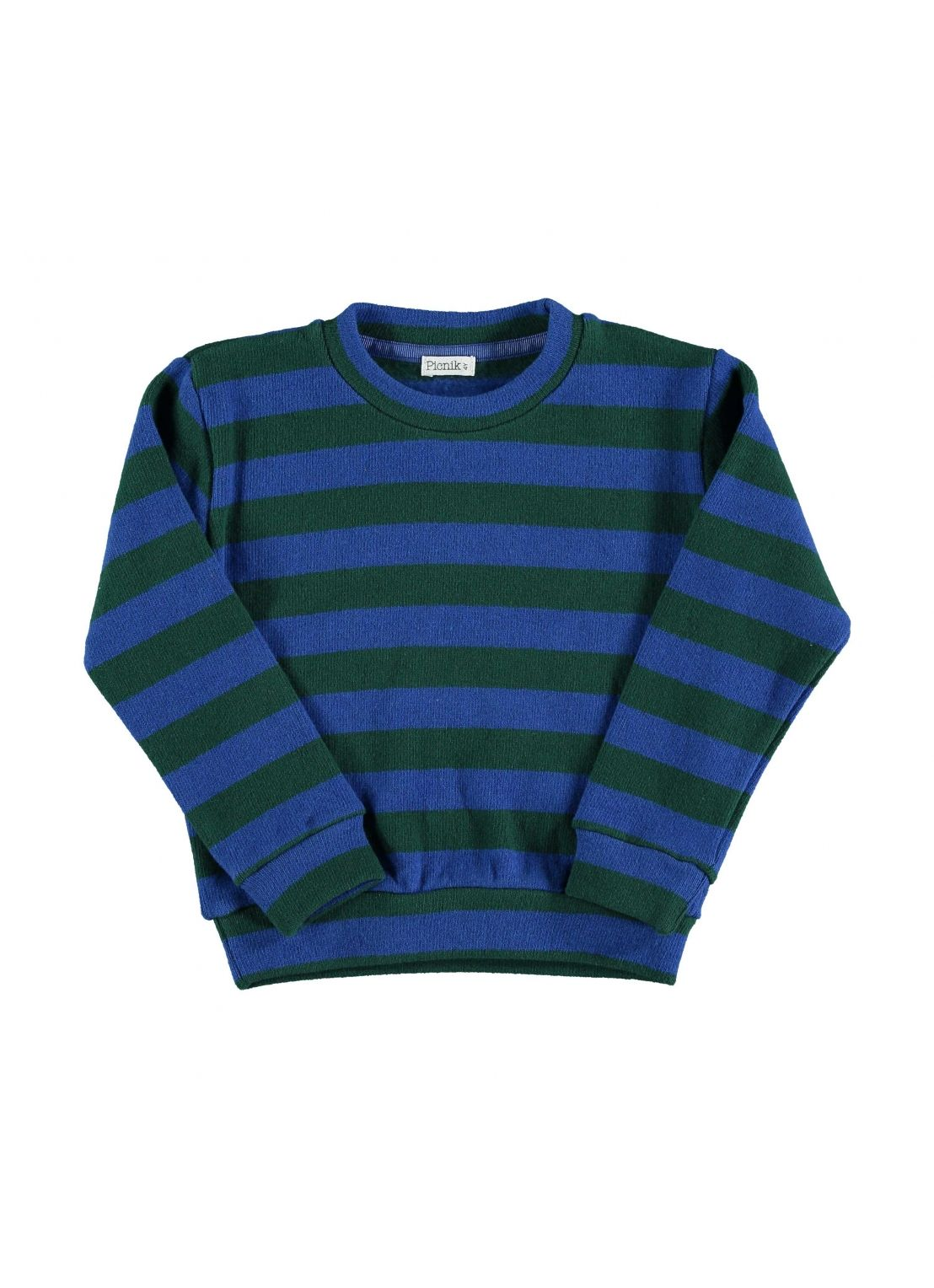 Baby SWEATER Unisex- 70% CO 20% PC 3% VI 2%PA 2% EA - knitted