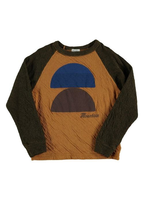 Baby SWEATER Unisex-75% Cotton 25% Poliester - knitted
