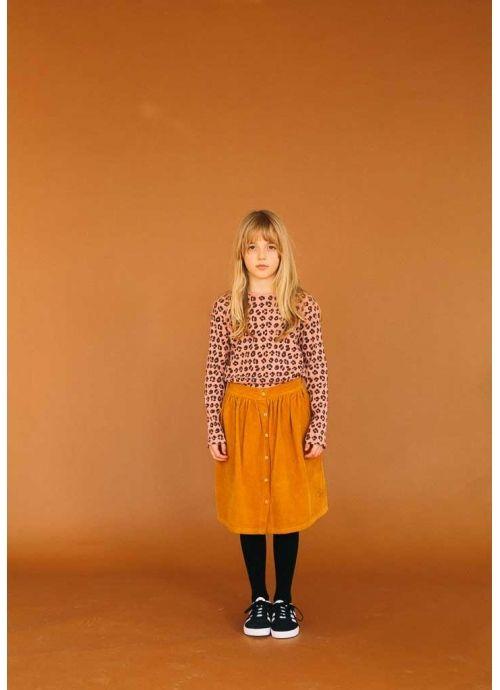 Kid SKIRT Girl-100% Cotton - Knitted