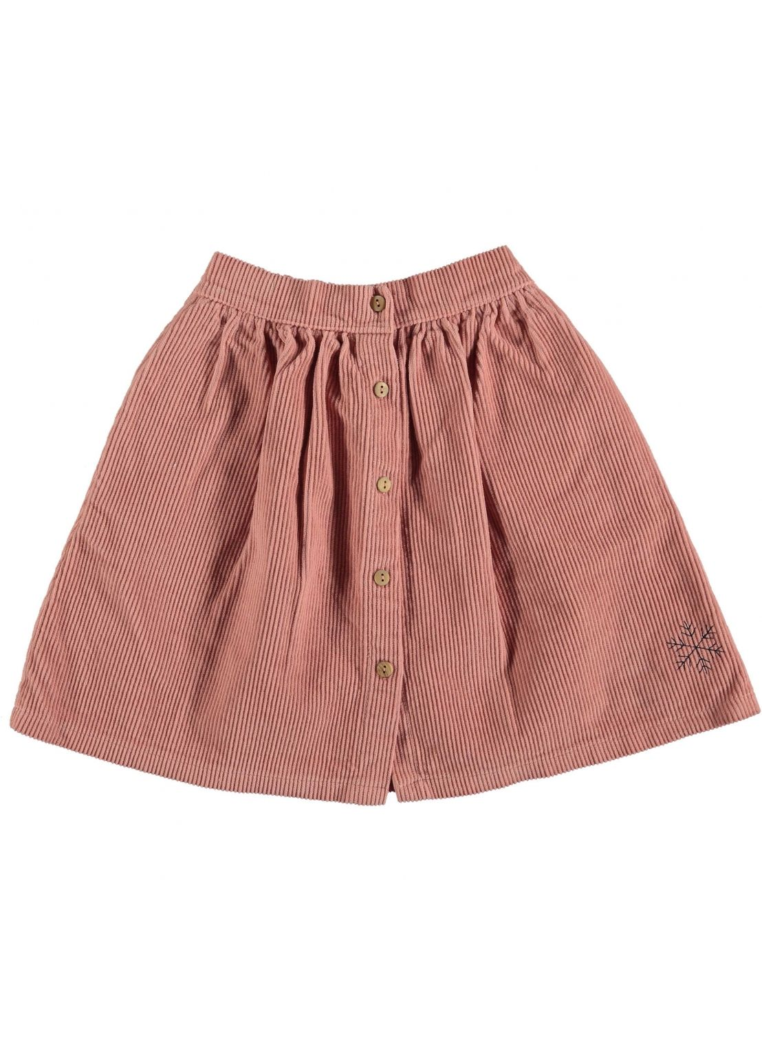 Kid SKIRT Girl-100% Cotton - Knitted