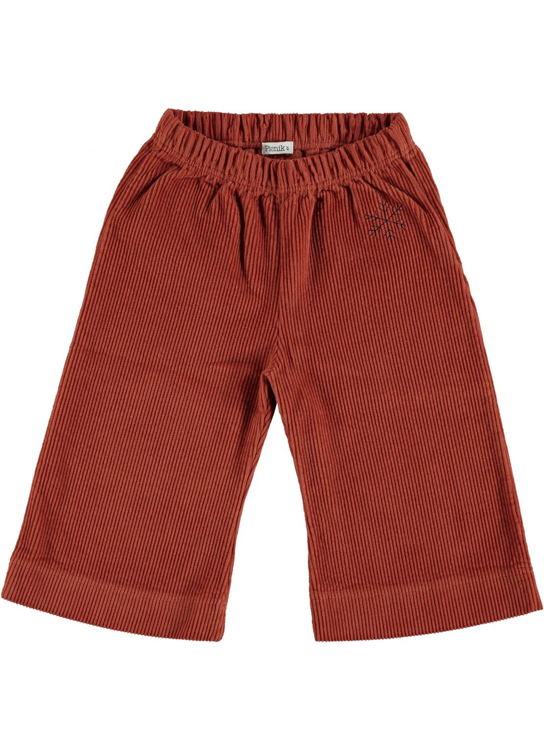 Kid TROUSERS  Unisex -100% Cotton-Knitted