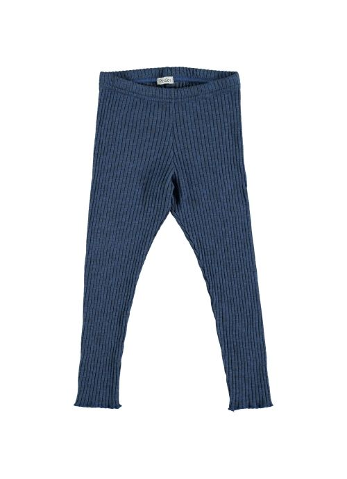 Kit TROUSERS 74% CO 23% PES 3% EA- Knitted