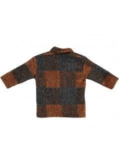 Kit Coat Unisex- 55% PES 45% WO- Knitted