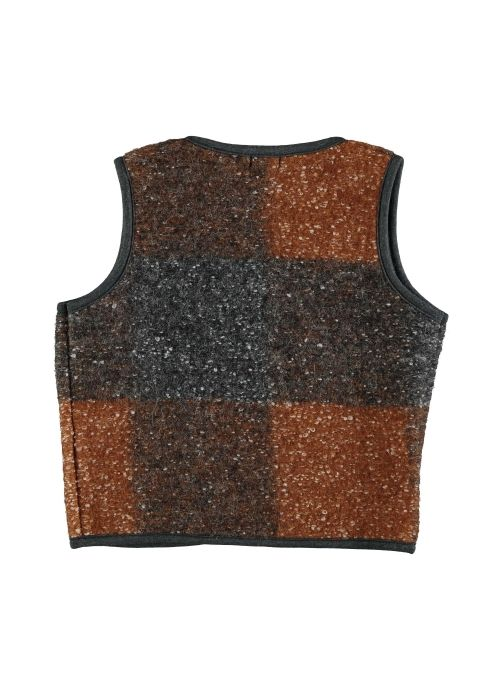 Kit VEST Unisex- 55% PES 45% WO- Knitted