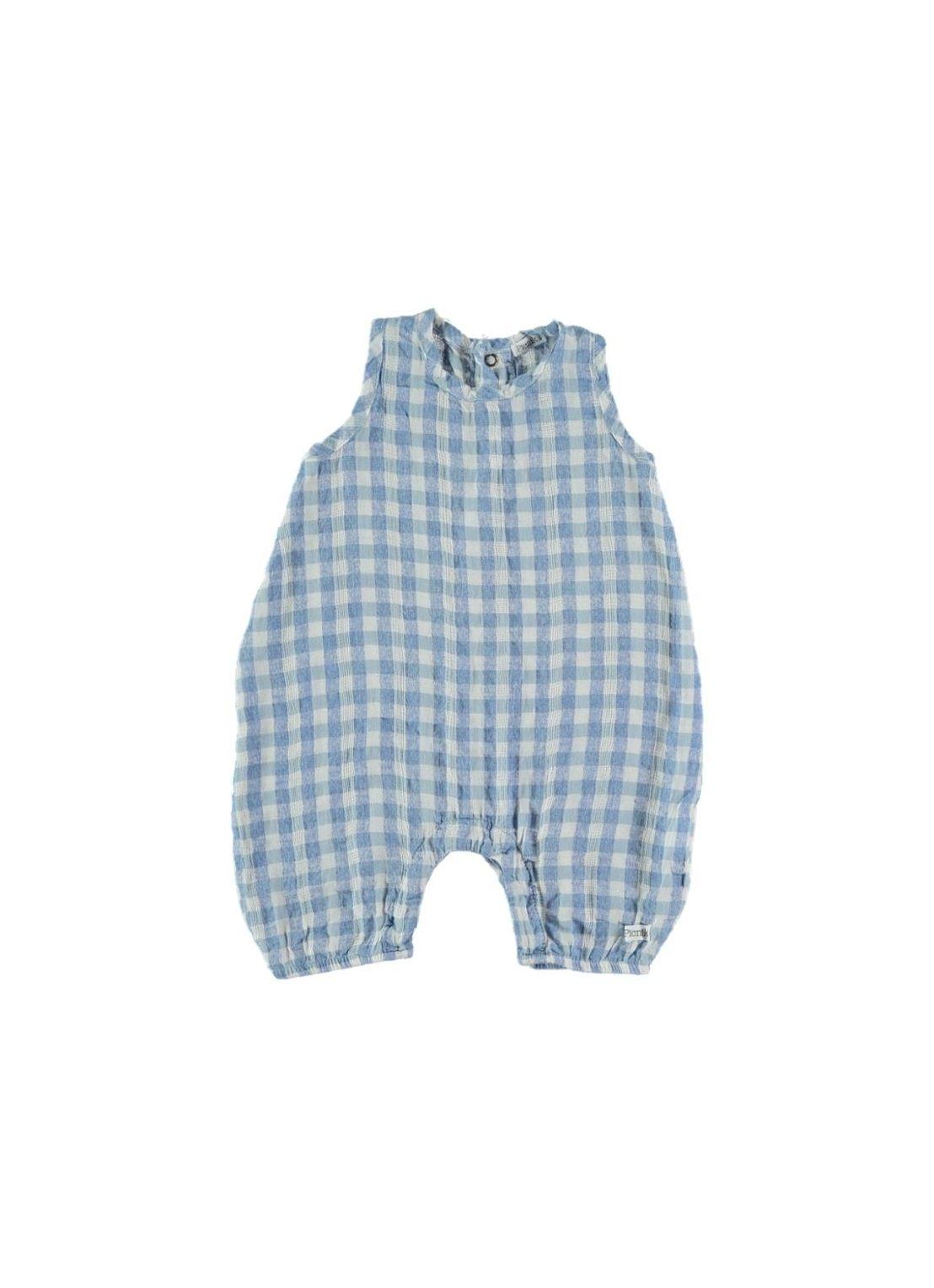 Baby ROMPER Unisex-50% Cotton 50% CV- Woven