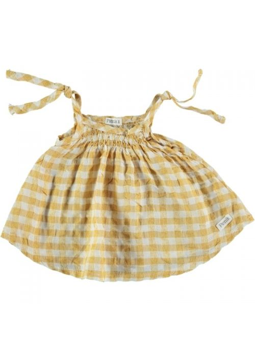 Kid BLOUSE Girl-50% Cotton 50% CV- Woven