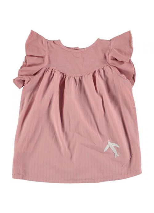 Kid T-SHIRT Girl -100% Cotton-Woven