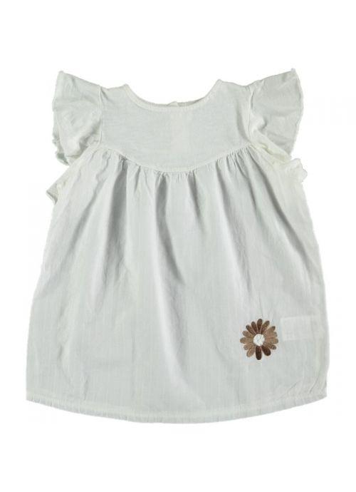 Kid T-SHIRT Girl -100% Cotton-Woven