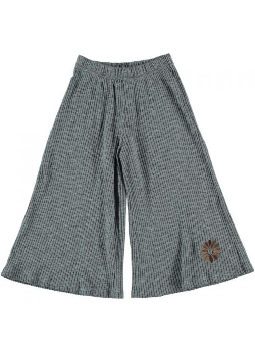 Kid TROUSERS Unisex -75% Cotton 22%PES 3% Elastan- Knitted
