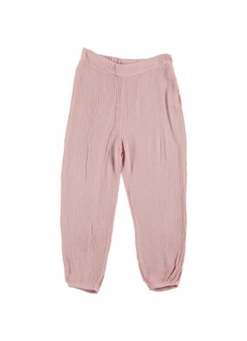 Kid TROUSERS Unisex 50% Cotton 50% CV - Woven