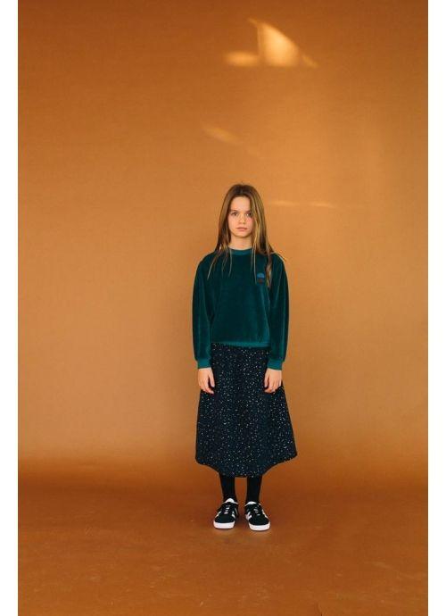 Kid SKIRT Girl-100% Cotton - Woven