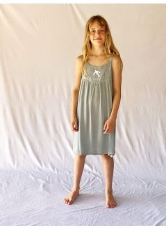 Kid DRESS Girl 100% CV -Woven