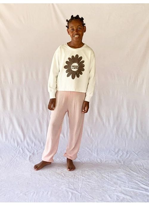 Kid SWEATER Unisex100% Cotton- Knitted
