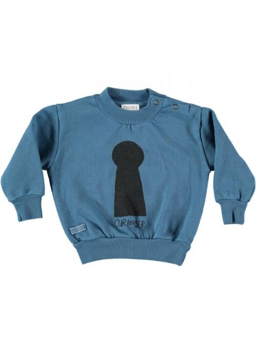 Baby SWEATER Unisex- 100% Organic Cotton- knitted