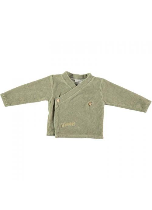 Baby T-shirt - Unisex- 100 % Organic Cotton- knitted