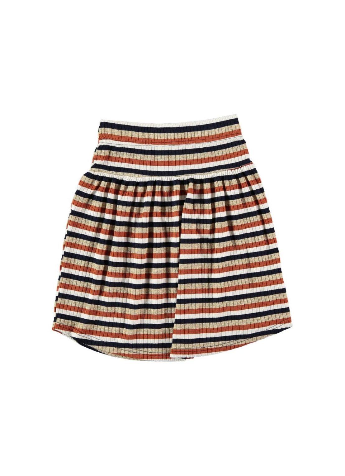 Kid SKIRT Girl- 85% VI 11% Lurex 4% Elastan - knitted
