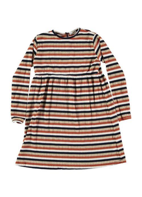 Kid DRESS Girl - 85 VI 11% Lurex 4% Elastan- knitted