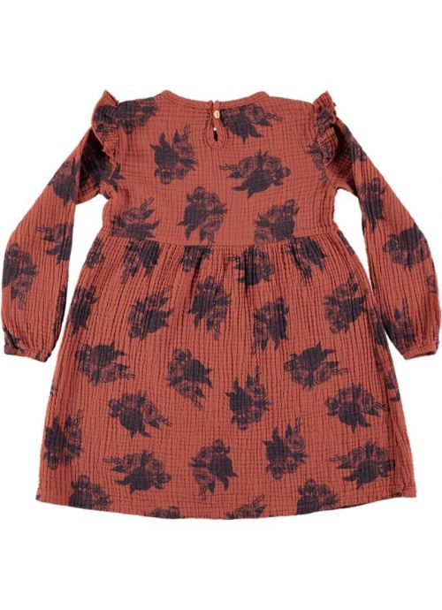 Kid DRESS Girl -100% Organic Cotton- knitted