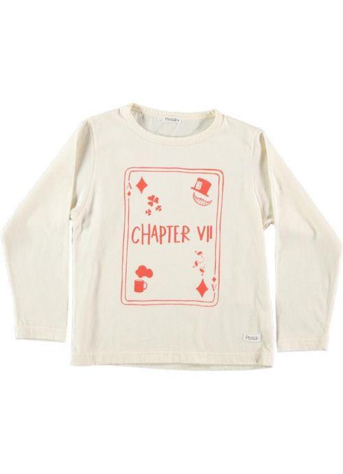 Kid T-Shirt Unisex-100% Organic Cotton- knitted