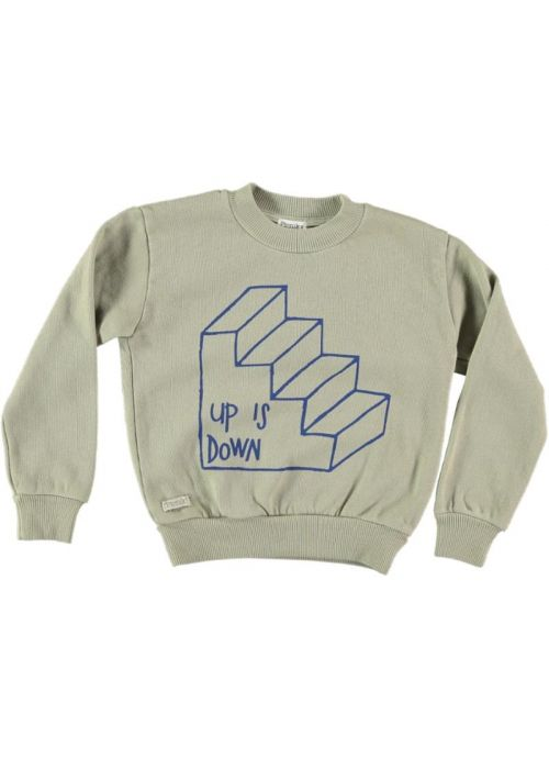 Kid SWEATER Unisex -100% Organic Cotton knitted