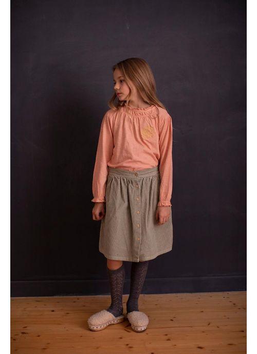 Kid SKIRT Girl- 100% Organic Cotton knitted