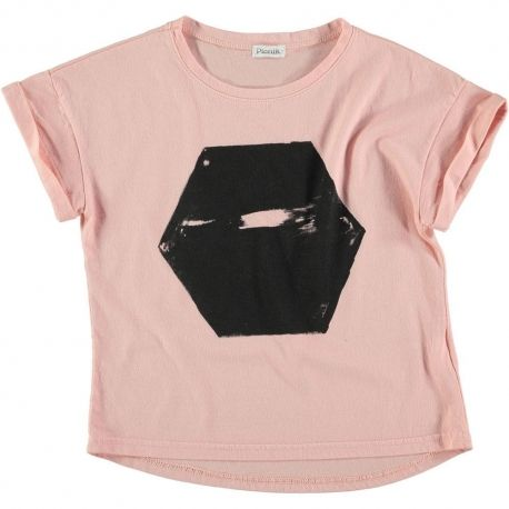 Baby T-SHIRT Girl-100% Cotton