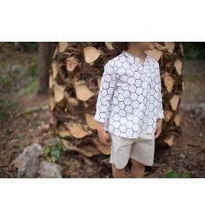 Baby SHIRT Unisex-100% Cotton