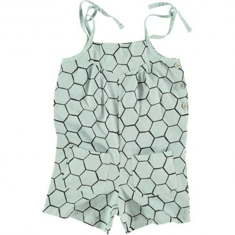 Baby JUMPSUIT Girl -100% Cotton