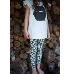 Baby LEGGING Girl-95% Cotton- 5% Elastan